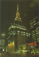 BR - São Paulo - Vista Norturna [= Noturna !] De Av. Paulista Com Torre De Tranmissão - Brasil Turistico N° 60 - São Paulo