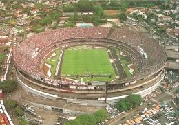 """BR - São Paulo - Estadio Cicero Pompeu De Toledo """"Morumbi"""" - Brasil Turistico N° 53 - São Paulo"""