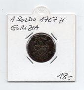 Italia - Gorizia - 1767 H - 1 Soldo Maria Teresa - Vedi Foto - (FDC4298) - Regional Coins
