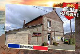 Postcard, Communes Of France, Ardouval, Seine-Maritime - Cartes Géographiques