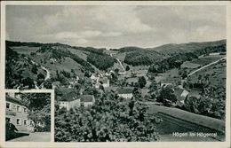 AK Weigendorf-Högen, Gesamtansicht, Gasthaus Z. Linde, O Um 1942 (4260) - Duitsland