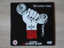 THE SUNDAY TIMES   TALK RADIO  OLIVER STONE   BOGOSIAN  BALDWIN - Documentary