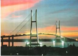 VIET NAM  -  MEKONG DELTA - CHAU THO SONG ME KONG  - Pont De My Thuan Sur Fleuve Tien    - MOD - - Viêt-Nam