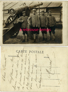 Carte Photo Soldats Du 88e Régiment? Près D'un Canon - War, Military