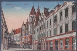 = Gleiwitz, Ville De Pologne, En Voïvodie De Silésie Dans La Partie Sud, écrite Le 7.1.21 - Polonia