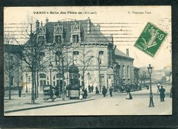 CPA - PARIS - Salle Des Fêtes Du XVè, Animé - Distrito: 15