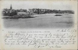 ** Belle Cpa De 1901 En Tbé-  Dos Simple ** Ed ND Photo (voir Scan) - Saint Malo