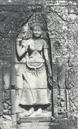 Le Bayon.  Diviniti Feminine. Siemreap Angkor. Cambodia.  S-991 - Cambodia