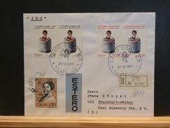 IT/1879  LETTRE .ITALIE 1971. - 6. 1946-.. Repubblica