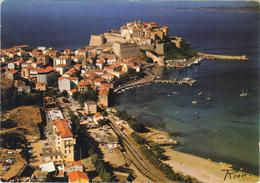 Corse ;  CALVI  .   Vue Aérienne . Circulée - Calvi