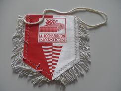 Fanion NATATION - LA ROCHE SUR YON - - Swimming