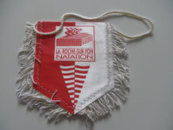 Fanion NATATION - LA ROCHE SUR YON - - Natation