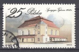 POLSKA 1984: YT 2770 / Mi 2958, O - FREE SHIPPING ABOVE 10 EURO - 1944-.... Republic