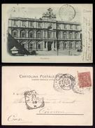 CATANIA VIAGGIATA NEL 1900  GYMNASIUM - Catania