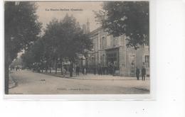 La Haute-Saône Illustrée - VESOUL - Avenue De La Gare - Vesoul