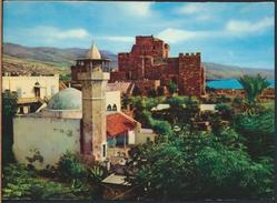 °°° 3883 - LEBANON LIBAN - BYBLOS - THE MOSQUE AND THE CITADEL °°° - Libano