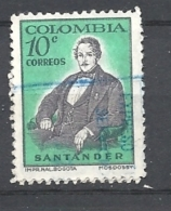 COLOMBIA   11959 Local Motives  USED - - Colombia