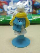 Figurine Micro Popz! U Micropopz Schtroumpfs Schtroumpf : LA SCHTROUMPFETTE - Schtroumpfs