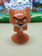 Figurine Micro Popz! U Micropopz Schtroumpfs Schtroumpf : LE CHAT AZRAEL - Schtroumpfs