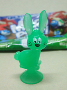 Figurine Micro Popz! U Micropopz Schtroumpfs Schtroumpf : BUCKY LE LAPIN - Schtroumpfs