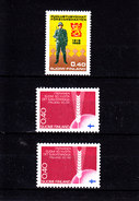 FINLAND - 1967/68 - **/MNH - ARMY , INDEPENDENCE  Yv 605, 613