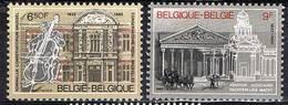 Belgium 1982 N° 2034 à 2035 **