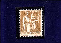 FRANCE - 1932 - */MLH - PAIX, FRIEDEN  - Yv 287  Mi 281 - France