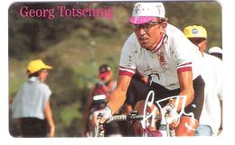 Germany - P 33/97 Tour De France 97 - Georg Totschnig - Cycling - Cycle - Fahrrad