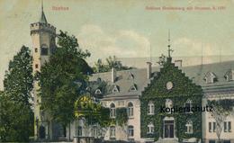 AK Itzehoe, Schloss Breitenburg Mit Brunnen - Itzehoe