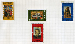 1977 - ST. CHRISTOPHER, NEVIS & ANGUILLA  - Mi. Nr. 328/331 - NH - (CW2427.42) - St.Kitts E Nevis ( 1983-...)