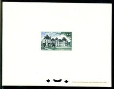 Epreuve De Luxe Yvert No. 316 Chateaux De Loire Cheverny - Other
