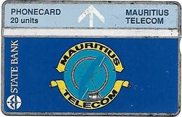 @+ Ile Maurice - LG 20 Units - State Bank - 212K... (5 000 Ex) - Ref : MAU-01 - Mauritius