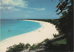 AK Sint Maarten Plage De Baie Longue Vue Hotel La Samana Long Bay Beach Saint Martin Niederländische Antillen Antilles - Sint-Marteen