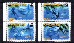 Penrhyn - 2003 - Endangered Species/Ocean Sunfish - MNH - Penrhyn