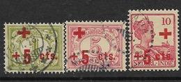 1915 USED Nederlands Indië - Niederländisch-Indien