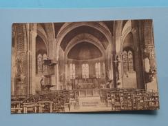 ETTELGHEM Binnenkerk ( Albert ) - ( Details Zie Foto´s ) !! - Oudenburg
