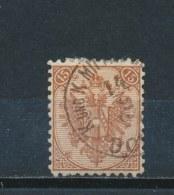 Bosnië-Herzegovina/Bosnia-Herzegovine/Bosnien-Herzegovina/Bosnie-Herzegovine 1879 Mi: 6 I Yt: 6 (Gebr/used/obl/o)(2167) - Bosnia And Herzegovina