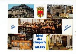 39953 - HOTEL DES REMPARTS SALERS - Sonstige Gemeinden