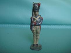 Soldat De Plomb Napoléonien - Toy Memorabilia