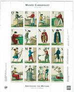 LBR40 - VIGNETTES DU MUSEE CARNAVALET PARIS - Variétés Et Curiosités