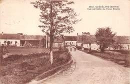 72-GUECELARD- VUE PARTIELLE DU VIEUX BOURG - France