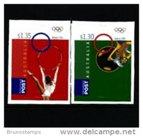 AUSTRALIA - 2008  OLYMPIC  GAMES  2nd   SELF  ADHESIVE SET  MINT NH - 2000-09 Elizabeth II