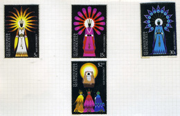 1978 - ST. CHRISTOPHER, NEVIS & ANGUILLA  - Mi. Nr. 371/374 - NH - (CW2427.42) - St.Kitts E Nevis ( 1983-...)