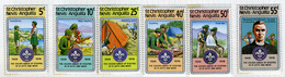 1978 - ST. CHRISTOPHER, NEVIS & ANGUILLA  - Mi. Nr. 365/370 - NH - (CW2427.42) - St.Kitts E Nevis ( 1983-...)