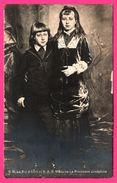 S.M. LE Roi Albert Et S.A.R. Madame La Princesse Joséphine - H.M. DOBRECOURT - Familles Royales