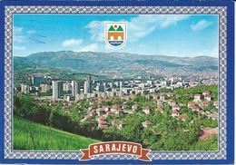 Bosnia And Herzegovina Sarajevo Coat Of Arms - Bosnien-Herzegowina