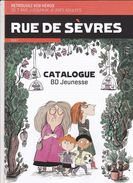 Magazine Rue De Sèvres BD Jeunesse 2017 Sfar Le Huche Hatke Parme Alex Alice... - Otros