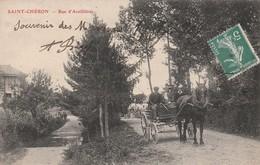SAINT-CHERON - Rue D'Arzillières - France