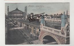 Antwerpen (station Centrale - Color)   Mooi - Antwerpen