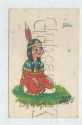 Walt Disney (Illustrateur) :  GP De Lily La Tigresse Indienne  Chocolat Tobler En 1950 (animée) PF. - Ilustradores & Fotógrafos